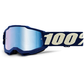 100% Accuri Anti-Fog Goggles Gen2 Youth, azul